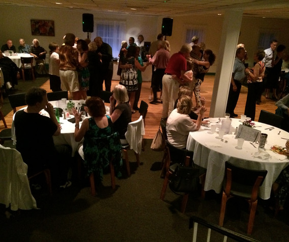 Dance NIght Out at Beacon Country Club