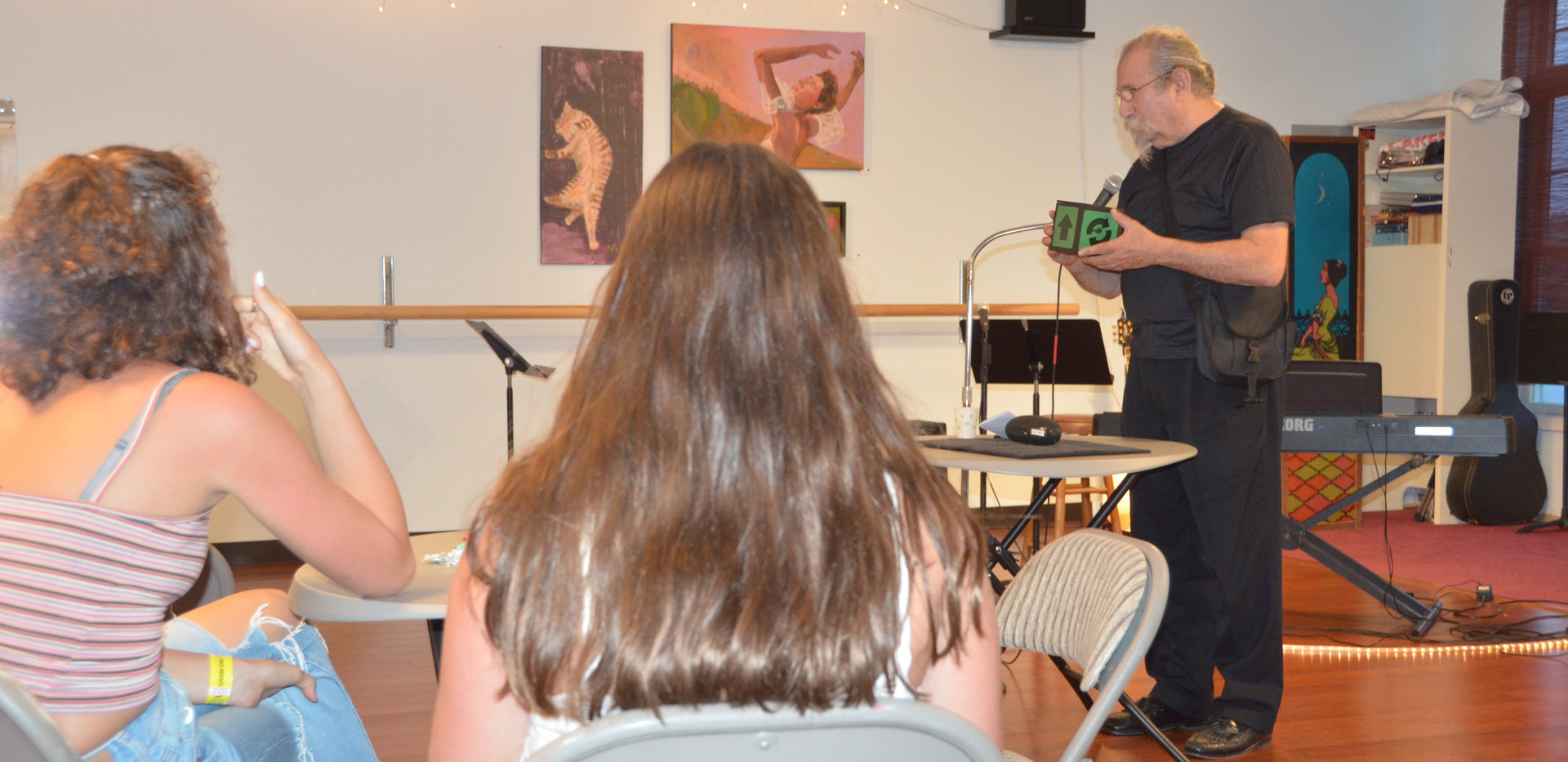 Open Mic pic 5