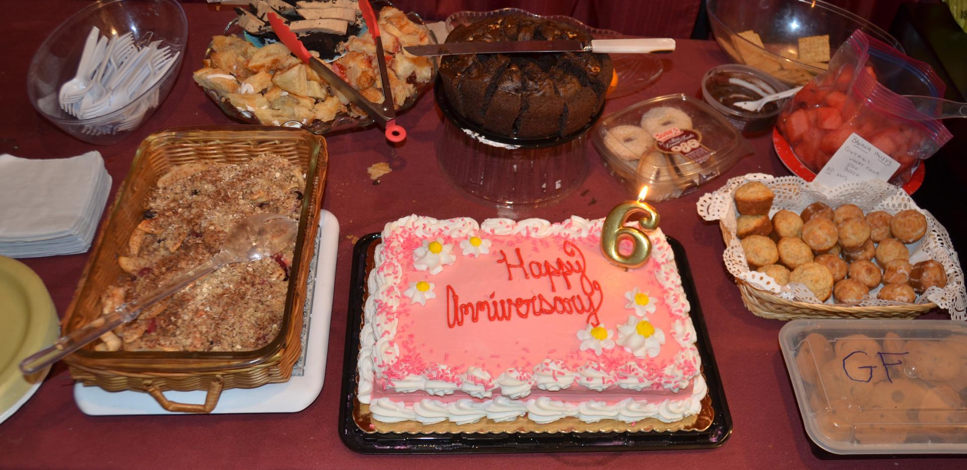 Studio 6th anniversary party