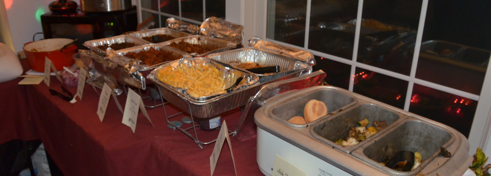 BBQ Bash buffet