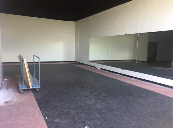 """New dance space """"Before"""""""