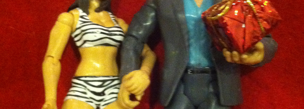 Joe's Action Figures, Christmas 2012