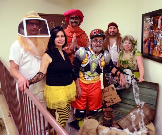 3rd annual Halloween Bash - 4