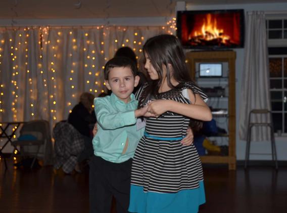 Ballroom Dancing keeps you young!