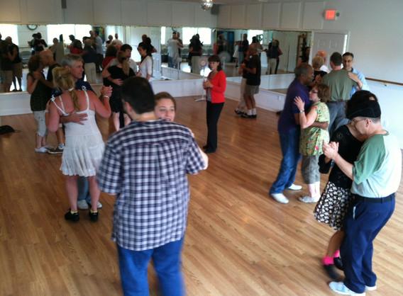 Balboa Workshop with Carol Frasier