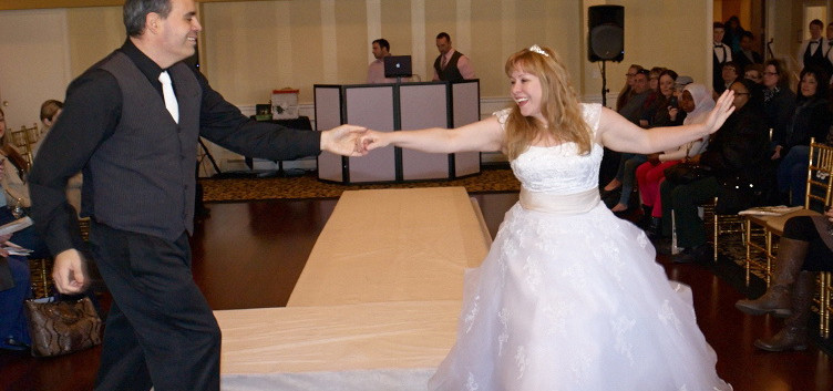 Garrison Bridal show pic 1