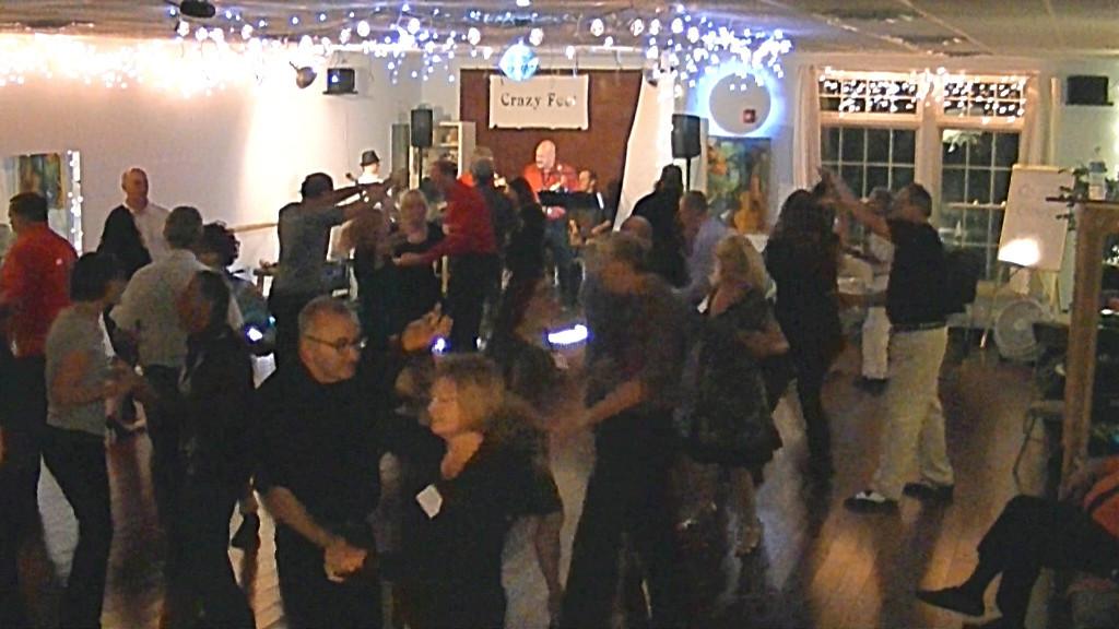 September 2015 ballroom party with Crazy Feet