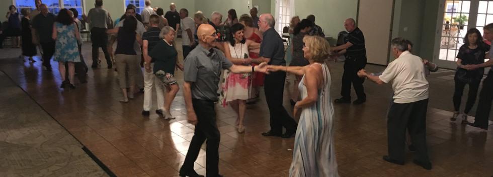 HVCD Ballroom dance, June 2018
