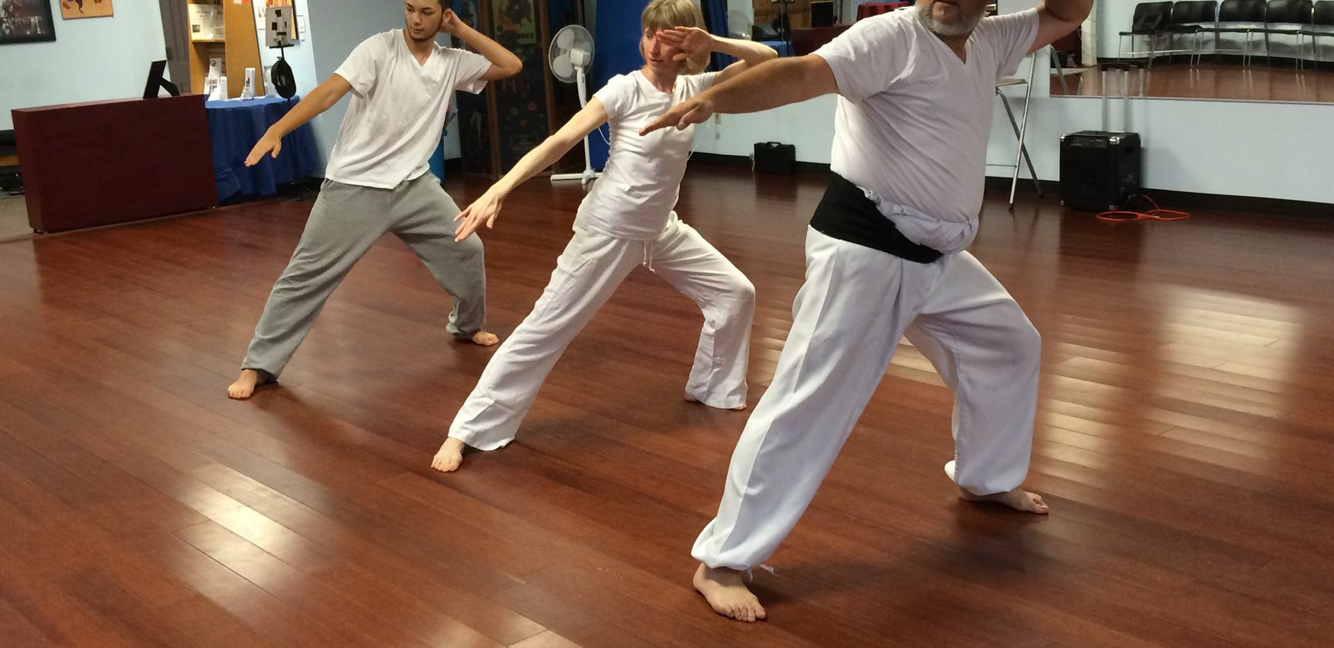 Kung Fu class pic 2