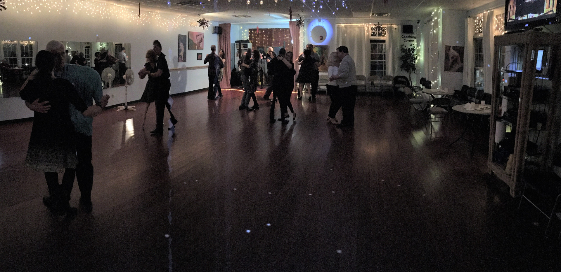 HVCD Ballroom Dance with the Harvest Band