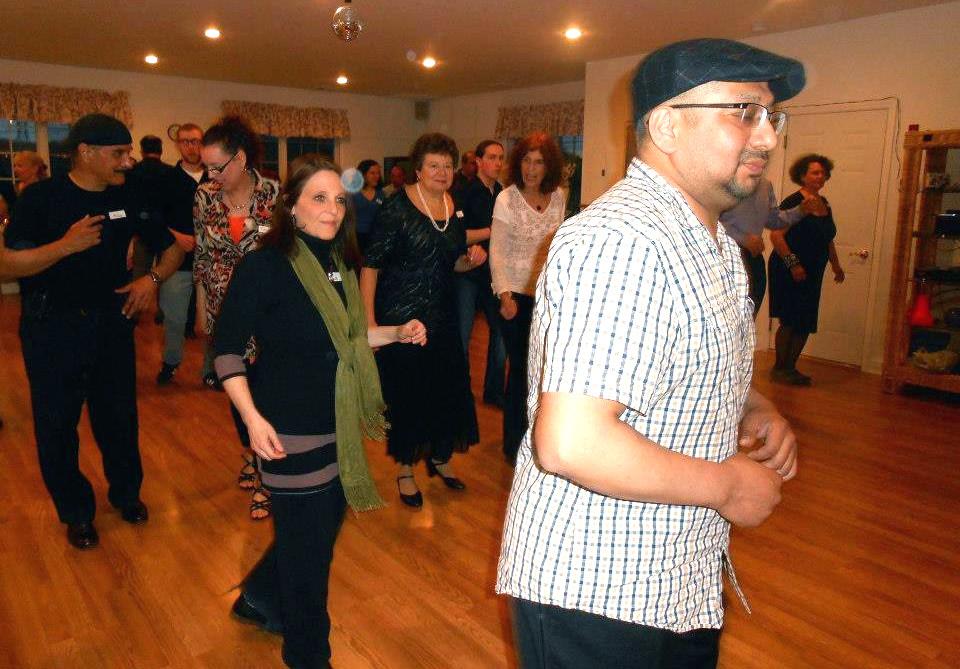 Walt Manrique's New York Salsa class