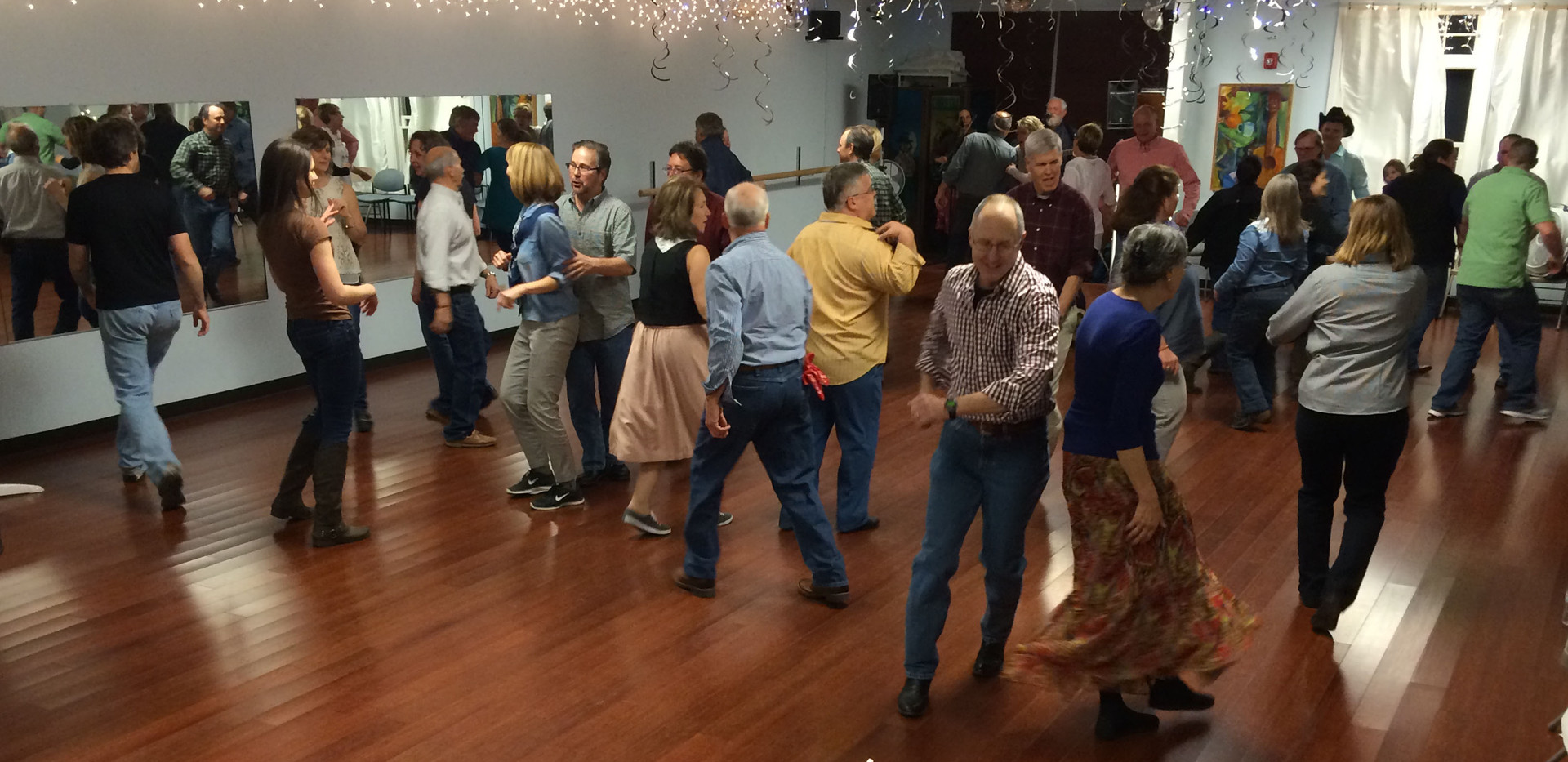 Square Dance party (private rental)