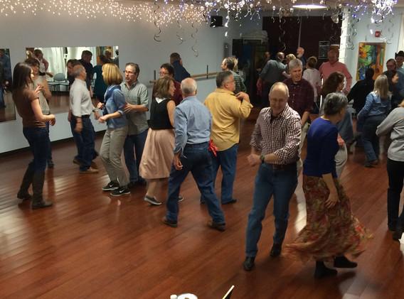 Square Dance party (private rental)