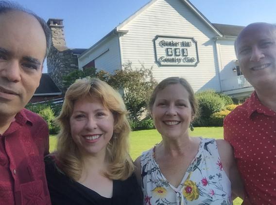 Joe, Julie, Kathy & Mark