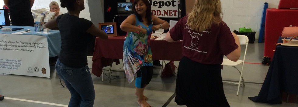 Health Expo at Marist College - 3