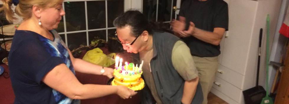Happy Birthday Jun!