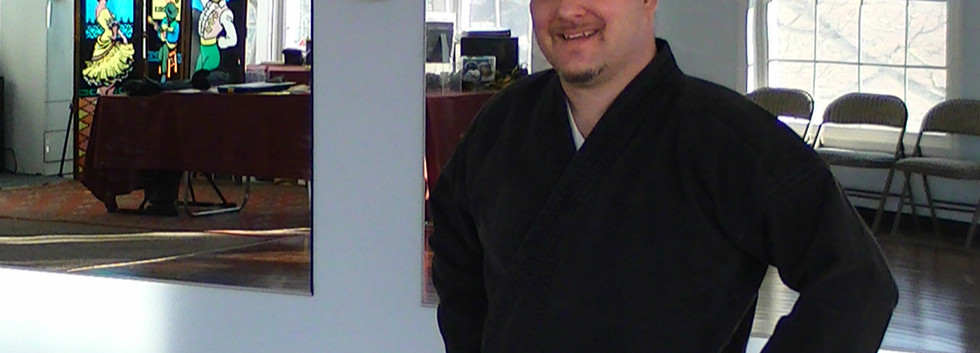 Alex Pelish - Ken Zen Ichii Karate