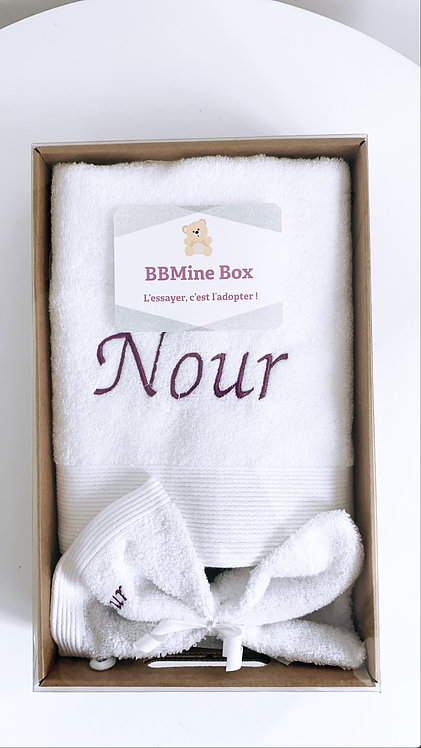 "Box ""Clé en main"""