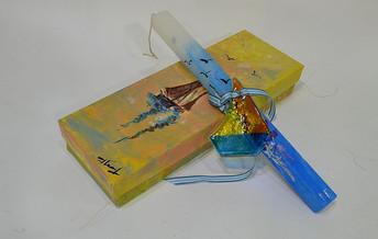Η Τέχνη μέσα από την πασχαλινή λαμπάδα