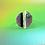 "Thumbnail: Δακτυλίδι ""half-moon"" με Αβεντουρίνη"