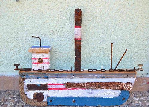 Σκουριασμένο Καράβι