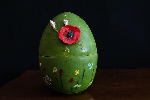 Κεραμικό αυγό #5