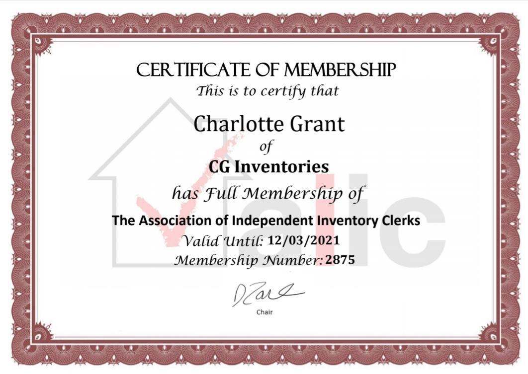 AIIC Membership Photo