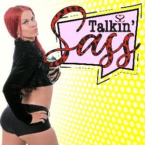 ECW, WWE Star Jazz Headlines Latest Talkin' Sass
