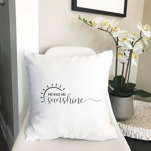 Morning Sunshine Pillow