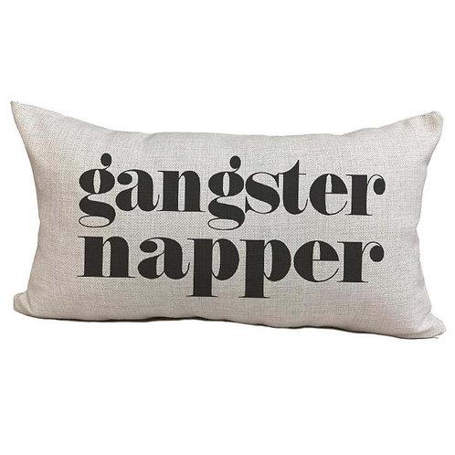 Gangster Napper Pillow Cover