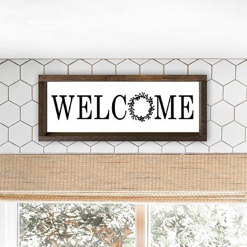 Welcome - Long