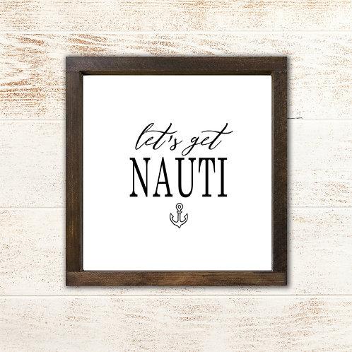 Let's Get Nauti