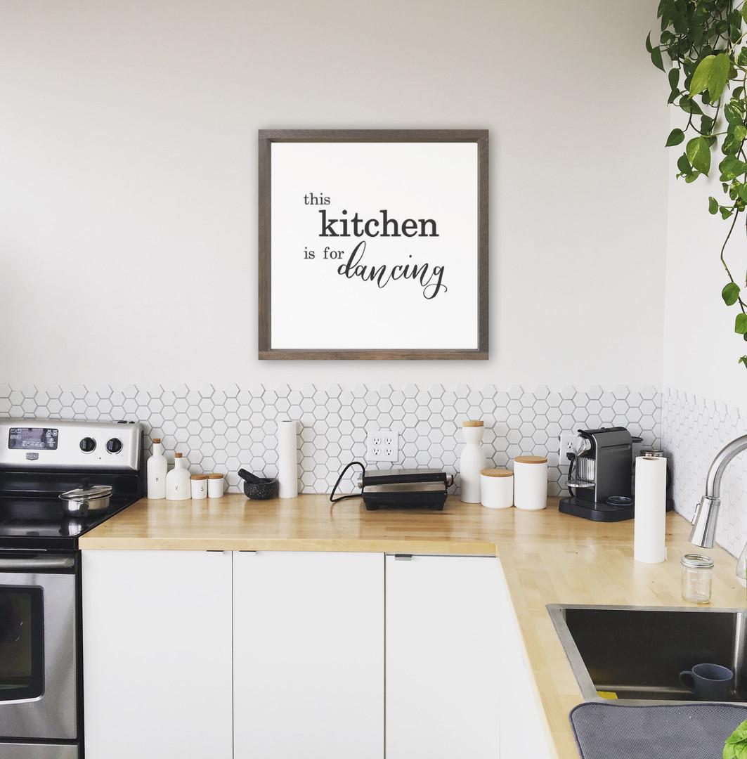 Shop Kitchen Signs