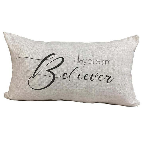 Daydream Believer Pillow Cover