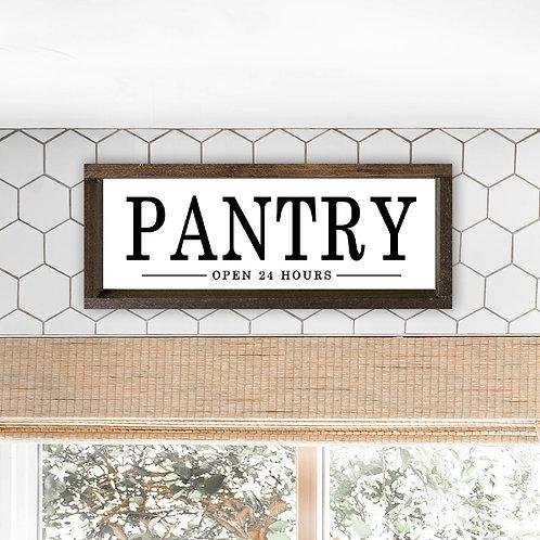 Pantry - Long