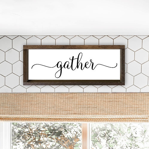 Gather - Long