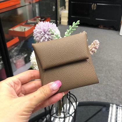 Coins bag (etoupe)