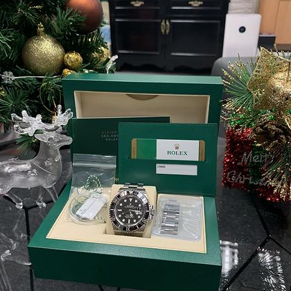 二手 2018 Rolex Sea Dweller 126600 MK1