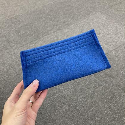 Mini Kelly 2 inner bag ( blue)