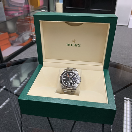 Rolex Explorer II 216570 BK