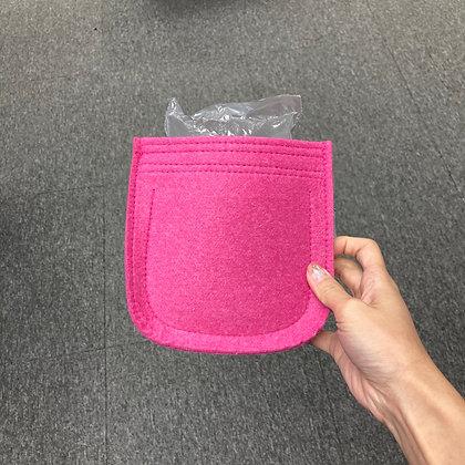 Mini evelyne inner bag (Hot pink)