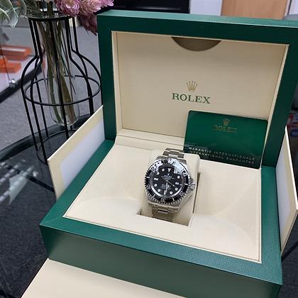 Rolex Deepsea 126660 bk