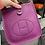 Thumbnail: Mini evelyne inner bag (violet)