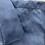 Thumbnail: 男士暗花恤衫 深藍 修腰