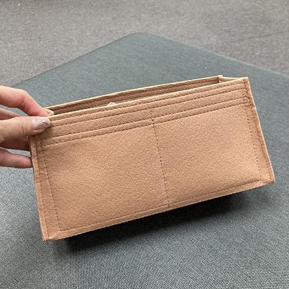 K28 外縫 inner bag (cafe latte)