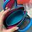 Thumbnail: Mini bolide inner bag (teal)
