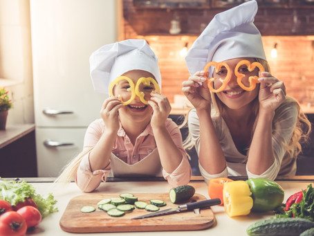 Picky Eaters: Food Play Made Simple