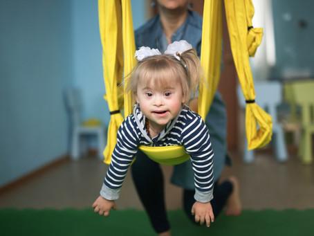 Lets Move! Indoor activities for stir crazy kids.