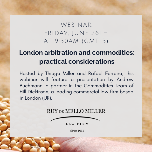 London arbitration and commodities: practical considerations