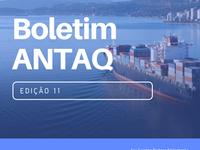 BOLETIM ANTAQ: a primeira edição de 2020